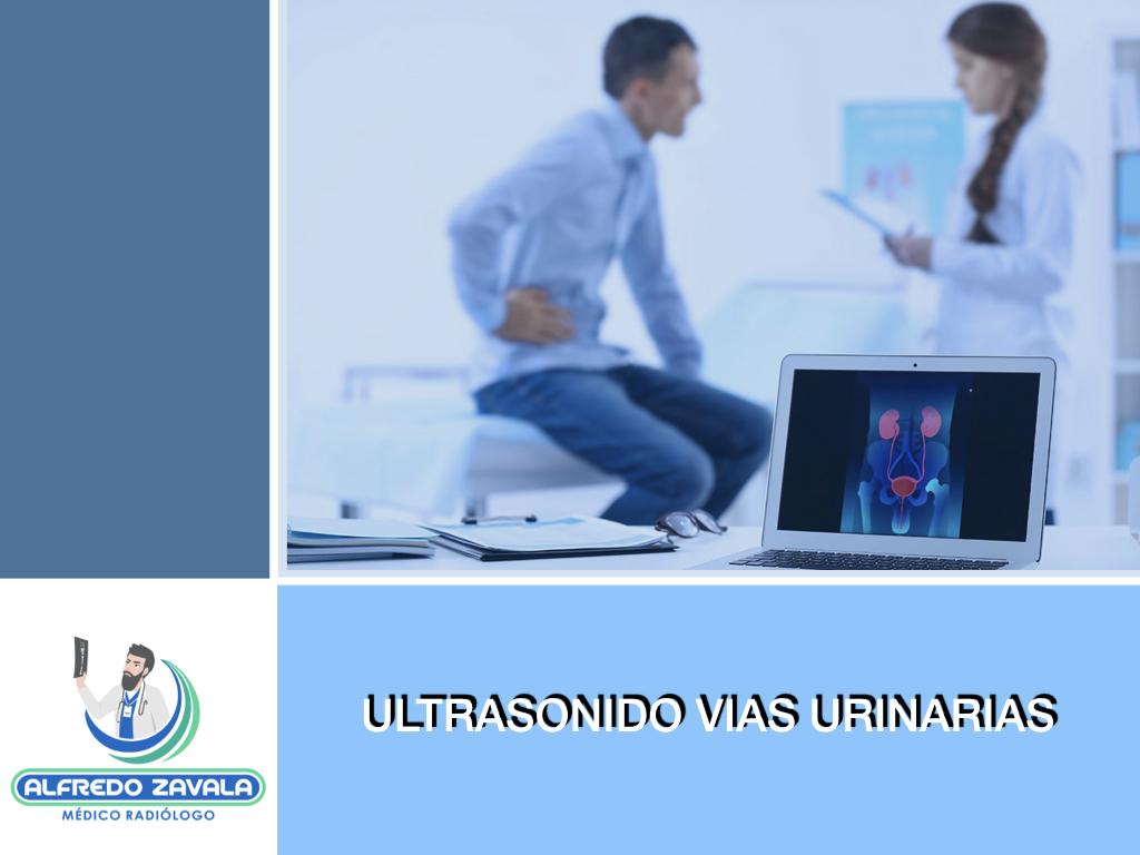 ultrasonido renal y prostático